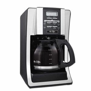Mr. Coffee BVMC-SJX33GT-AM 12-Cup Coffee Maker