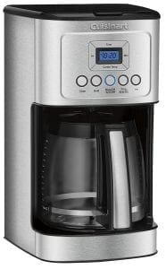 Cuisinart DCC-3200 14-Cup Glass Carafe Programmable Coffeemaker