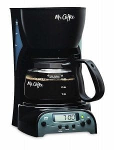 Mr. Coffee 4-Cup Coffeemaker