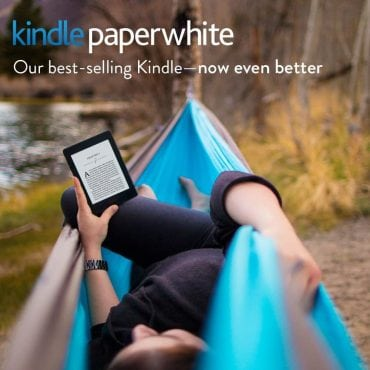 Kindle Paperwhite e-Book readers