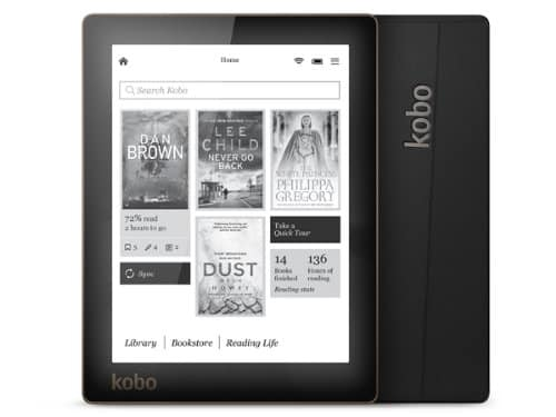 Kobo Aura Digital Text Reader