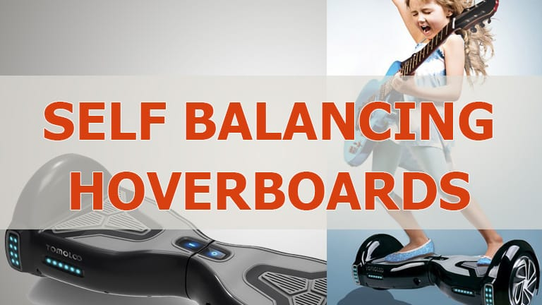 self balancing hoverboards