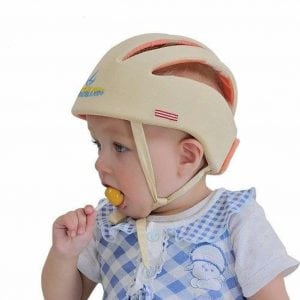 SHINES™ Baby Infant Safety Helmet