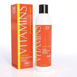 PREMIUM Vitamins Hair Growth Shampoo