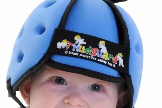 Adjustable Safety Helmet Headguard Protective Harnesses Cap for Baby Children Infant Toddler Apple Pattern #A Learning to Crawl Walk Playing