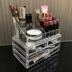 Top 10 Best Makeup Cosmetic Organizer Reviews in 2017