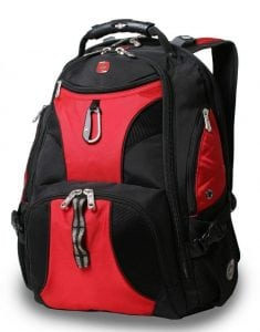SwissGear 1900 Scansmart 17-Inch Laptop Backpack