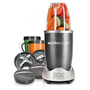 Magic Bullet 12-Piece NutriBullet Mixer Grinder