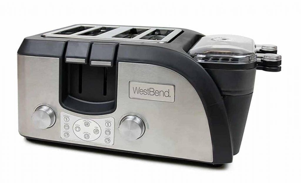 West Bend TEMPR100 Toaster