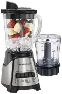 Hamilton Beach Multi-Function Blender and Chopper