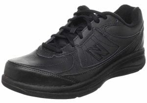 New Balance Men's MW577 Walking Shoe Black 9.5 4E US