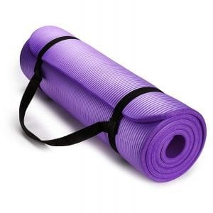 HemingWeigh Extra Thick High Density Exercise Yoga Mat