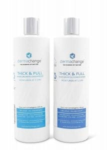 Organic Hair Growth Organic Shampoo and Conditioner Set