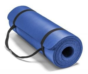 Spoga Premium Long High Density Exercise Yoga Mat