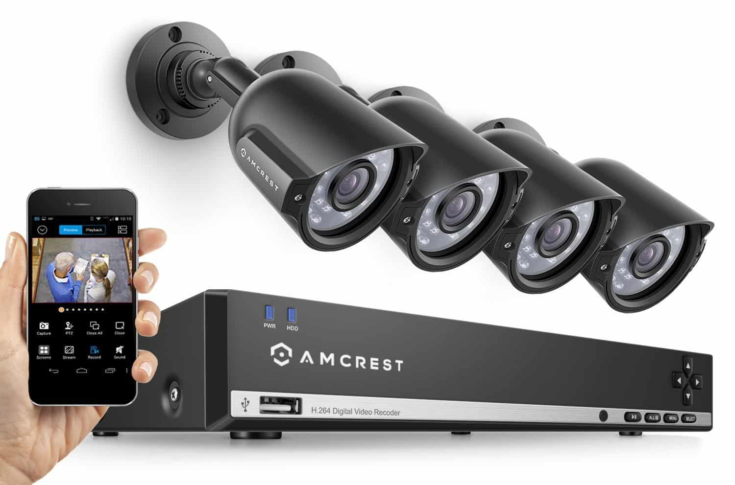 Top 10 Best Wireless Home Security Cameras In 2018