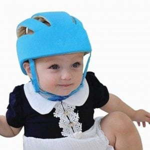 Qiorange Adjustable Baby Toddler Safety Helmet Hat Head Protection