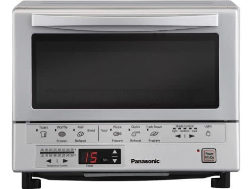 Panasonic NB-G110P Flash Express Oven Toaster