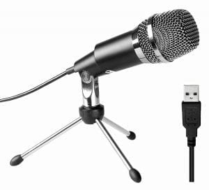 Fifine K668 USB Podcast Microphone