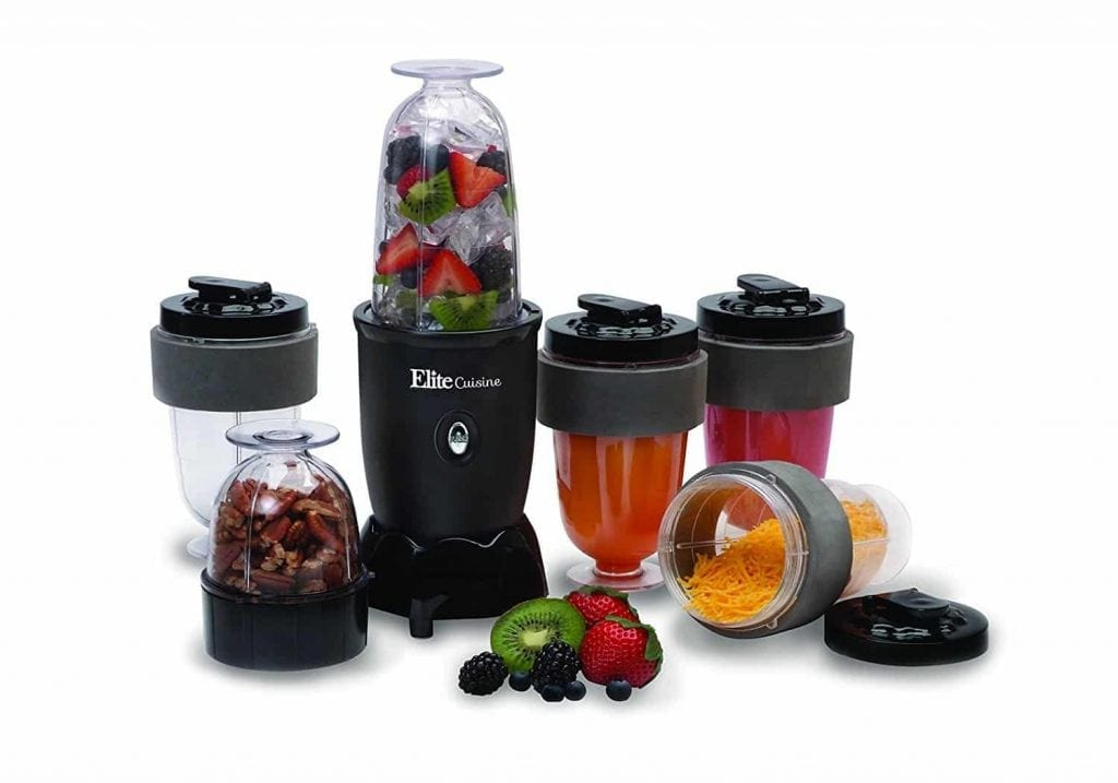 MaxiMatic EPB-1800 17-Piece Blender