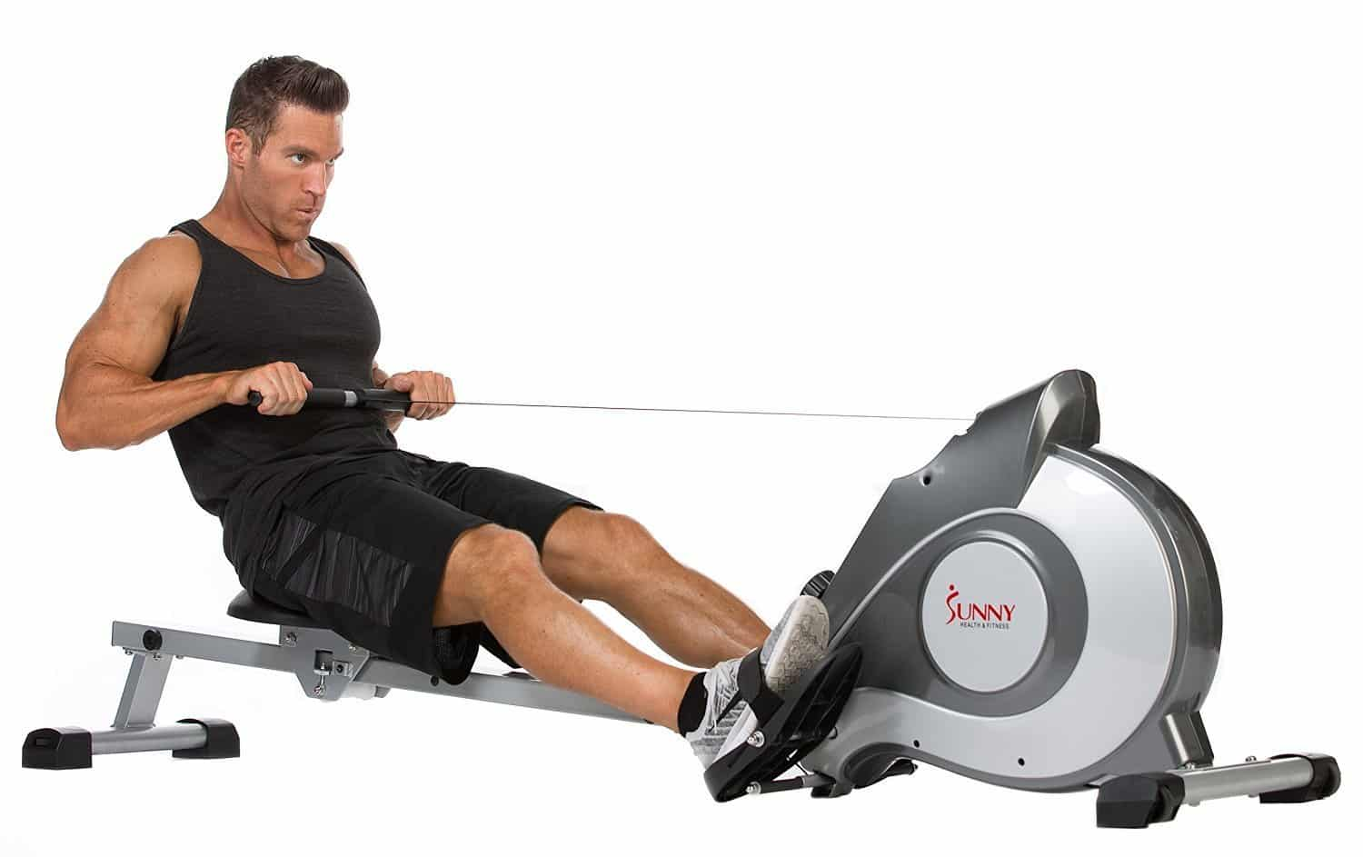 Magnetic SF-RW5515 by Sunny Health & Fitness Rowing Machines