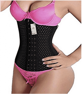 SEXYWG Waist Trainer Cincher Tummy Slimmer Breathable Shapewear Girdle LongTorso