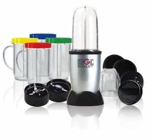Magic Bullet MBR1701 17-Piece Mixer Grinder