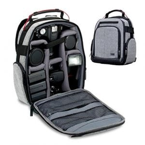 USA GEAR DSLR Camera Backpack