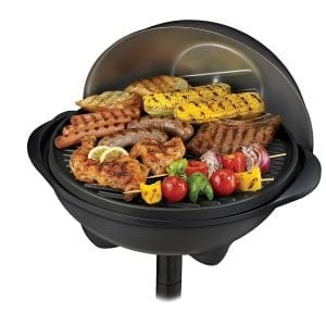 George Foreman GGR50B Electric Grills