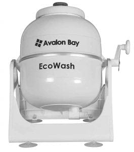 Avalon Bay EcoWash Portable Non-Electric Washer