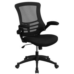 Flash Furniture Mid-Back Office Chair with Mesh