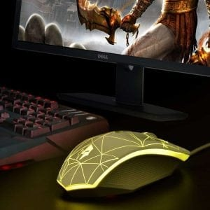 FPS RedHoney 3200DPI Professional Gaming Mouse