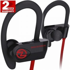 Zeus OUTDOOR Wireless Earbuds HD Stereo Sports Earphones