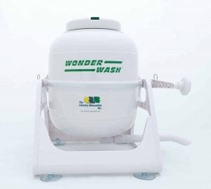 The Laundry Alternative Wonderwash Portable Washing Machine