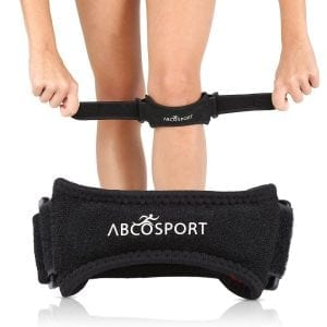 Patella Knee Strap for Knee Pain and Relief