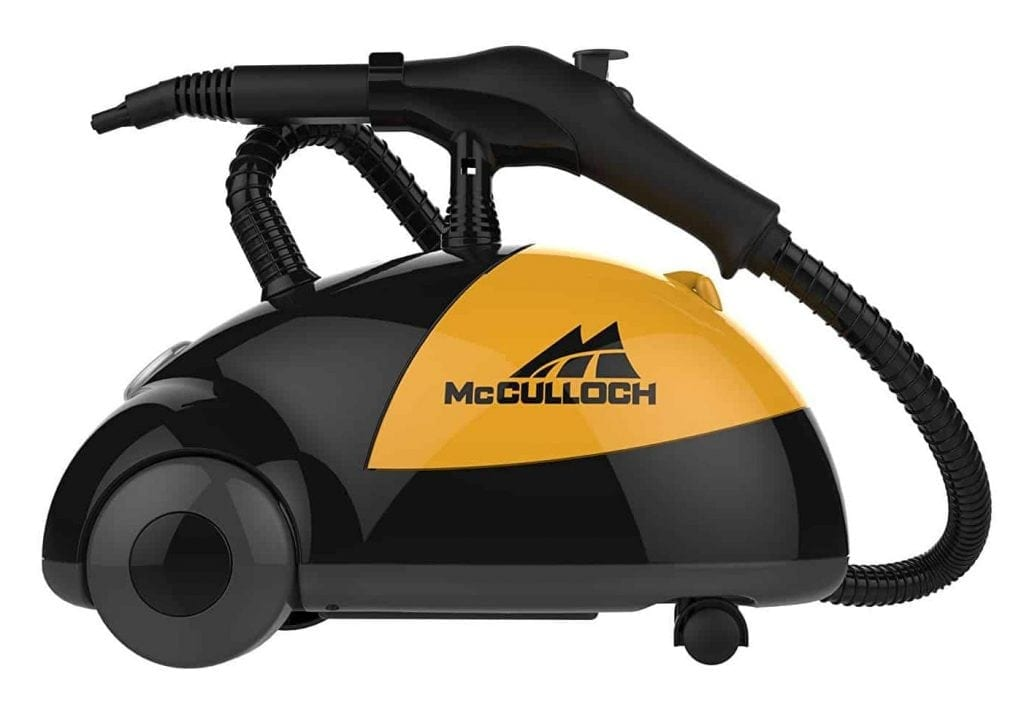 McCulloh MC1275 Heavy-Duty Steam Cleaner