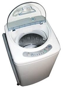 Hailer HLP21N Pulsator Portable Washer