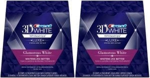 Crest 3D White Whitestrips Advanced Vivid Whitening Strip