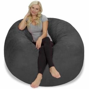 Top 10 Best Bean Bag Chairs In 2019 Comfortable And
