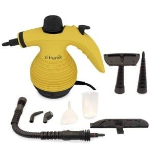 Upgraded Spill-Proof Handheld Multi-Purpose Steam Cleaner