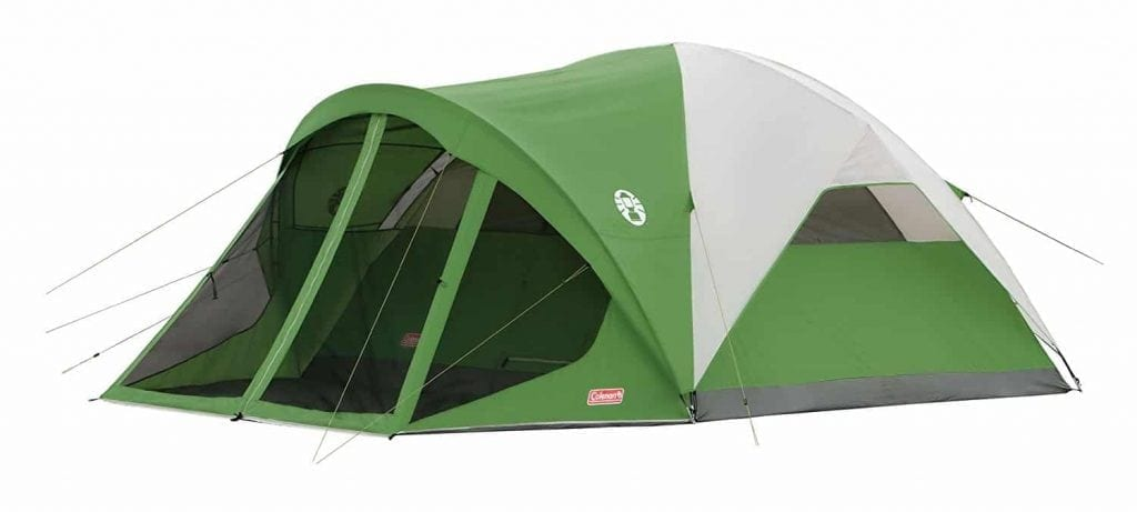 Coleman Evanston Screened Instant Tent