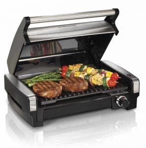 Hamilton Beach 25360 Indoor Electric Grill
