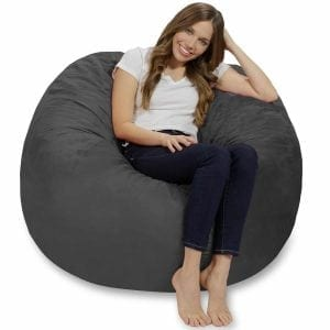 Brilliant Top 10 Best Bean Bag Chairs In 2019 Comfortable And Relax Dailytribune Chair Design For Home Dailytribuneorg