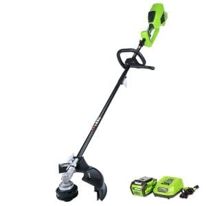 GreenWorks 21362 G-MAX 40V Cordless String Trimmer
