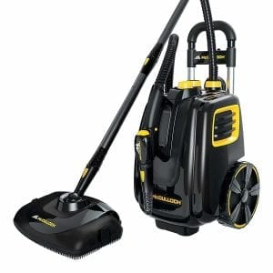 McCulloh MC1385 Deluxe Canister Steam Cleaner