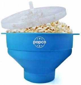 POPCO Silicone Microwave Popcorn Poppers