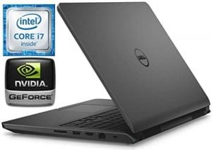 Latest Dell Inspiron 7000 High-Performance Gaming Laptop