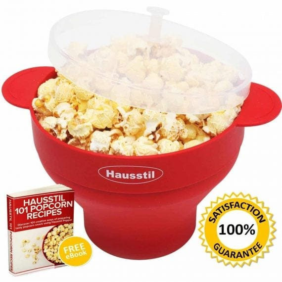 Microwave Popcorn Poppers
