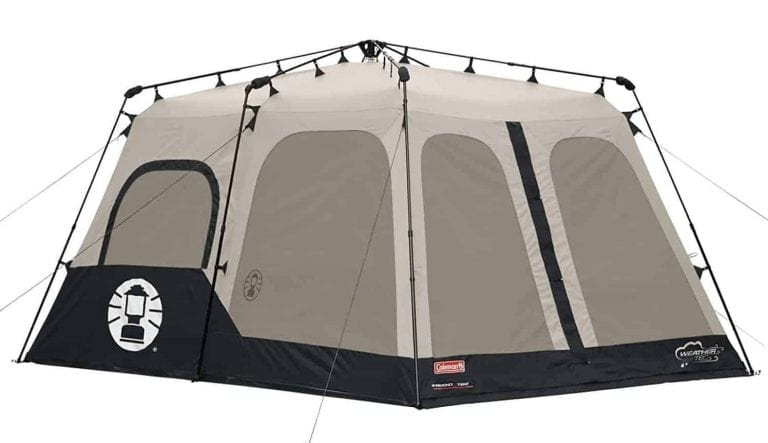 Coleman 8-Person 2-Room Instant Tent