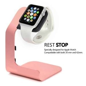 Tranesca Aluminum Apple Watch Charging Stand