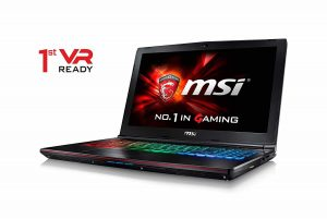 CUK MSI GE62VR Apache Pro VR Ready Gaming Laptop